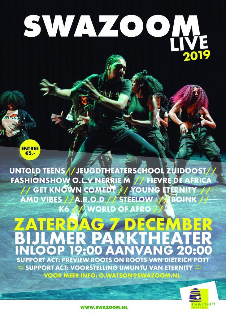 Swazoom Live